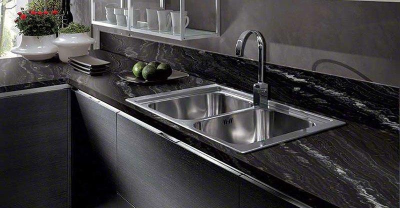 #1 Best Supplier of Black Granite Countertops in Tampa Bay ... on Backsplash:gjexfbx4_Ly= Black Granite Countertops  id=40745