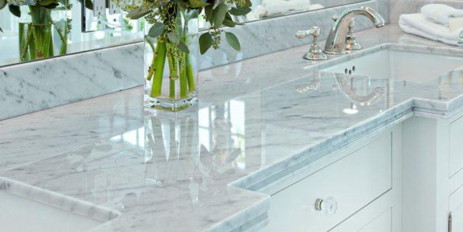 Cultured Marble Vanity Tops Vs Custom