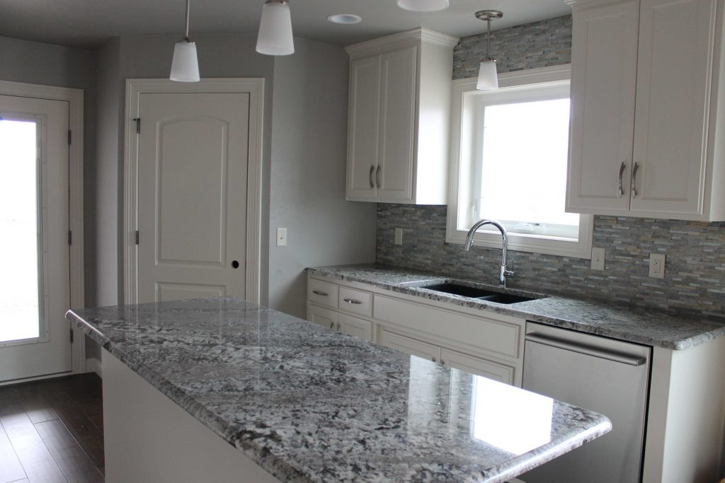 Gray Granite Countertops - Are They the Perfect Granite Color? on Dark Granite Countertops  id=11835
