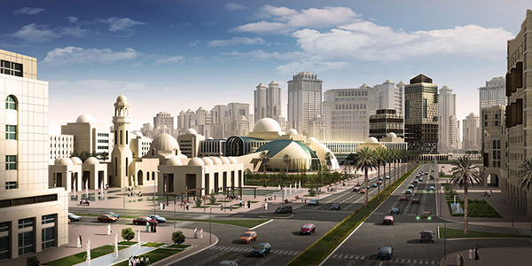 Madina, Knowledge City