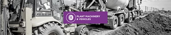 Plant Machinery and Vehicles