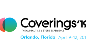 Coverings 2019, Orlando, Florida