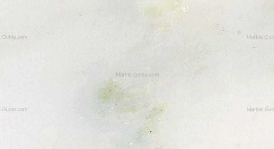 Dionyssos Semi White Greek Marble