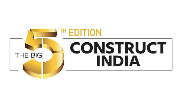 The Big 5 Construct India , 14 - 16 September 2017 , ( III )