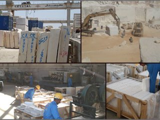 CRYSTAL FOR MARBLE AND GRANITE exporter