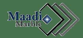 Maadi marble company logo
