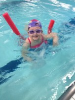 Seriously shes a better swimmer then me