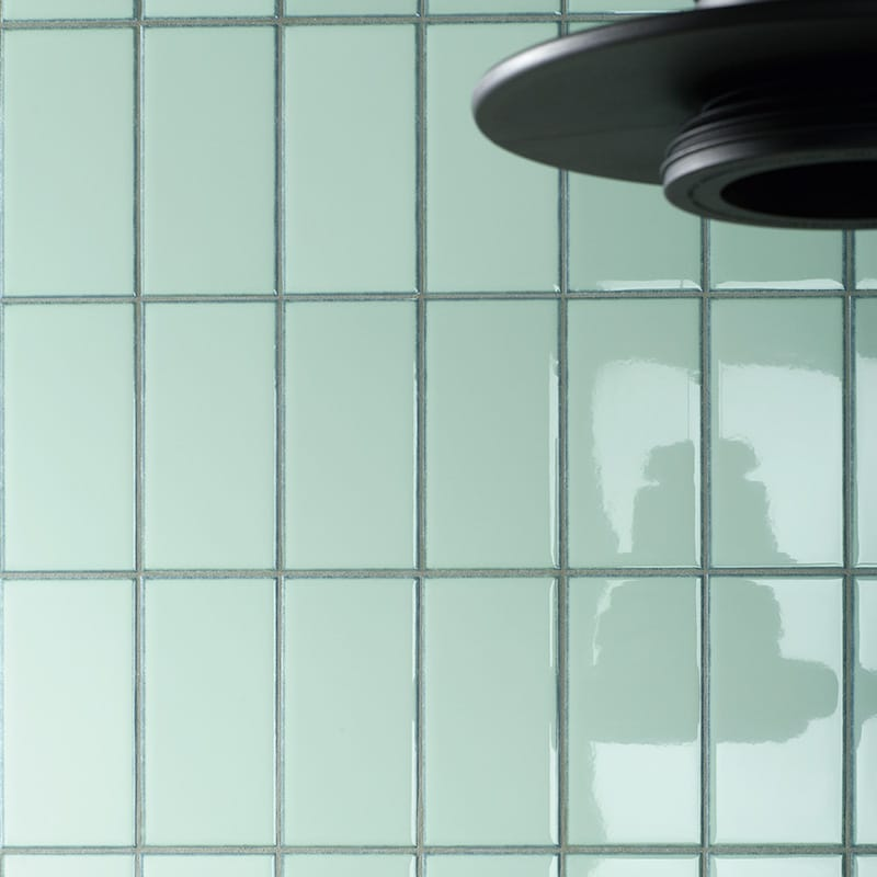 rectangular glazed ceramic tiles