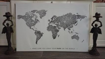 Wereldse wereldkaarten