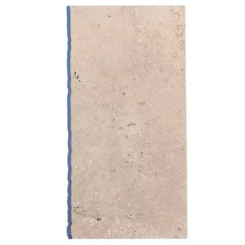 Dalles TRAVERTIN 1er choix 20,4 x 40,6 cm