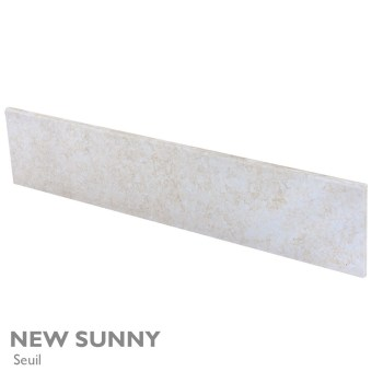 Seuil et margelle NEW SUNNY 200 x 40 cm