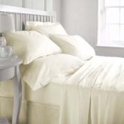 cream sheets