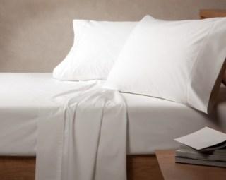 white cotton sheet sets