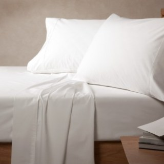 white cotton sheet sets