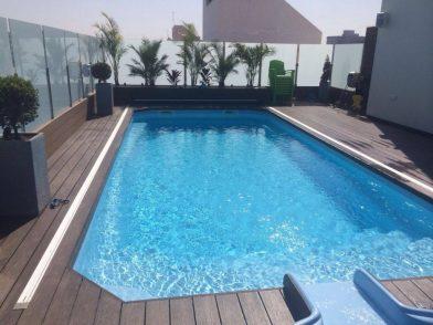 Votre piscine en Mai, Votre piscine en Mai, Marc Robin Piscines