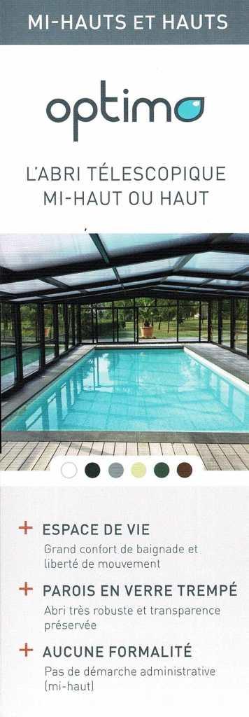 Abris de piscines, Abris de piscines, Marc Robin Piscines