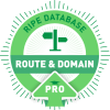 RIPE Database Route and Domain Pro