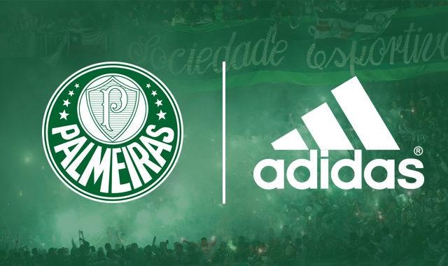 02d87c2c5b0 Palmeiras renova com Adidas e dobra o valor do contrato  - Eu Pratico Sport