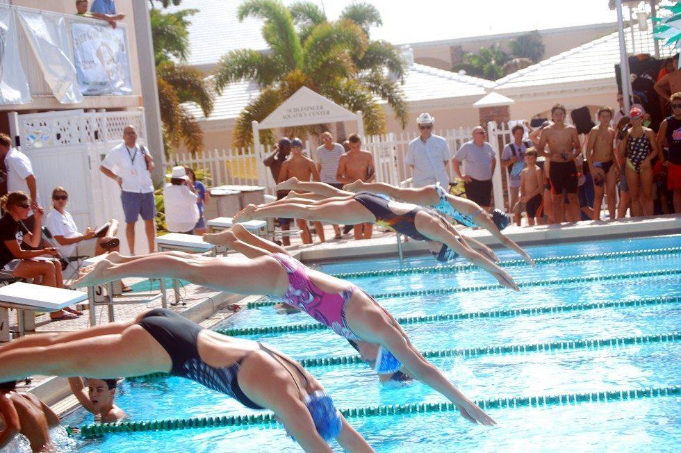 Pine Crest Schools summer swim camp -a166e1b76c