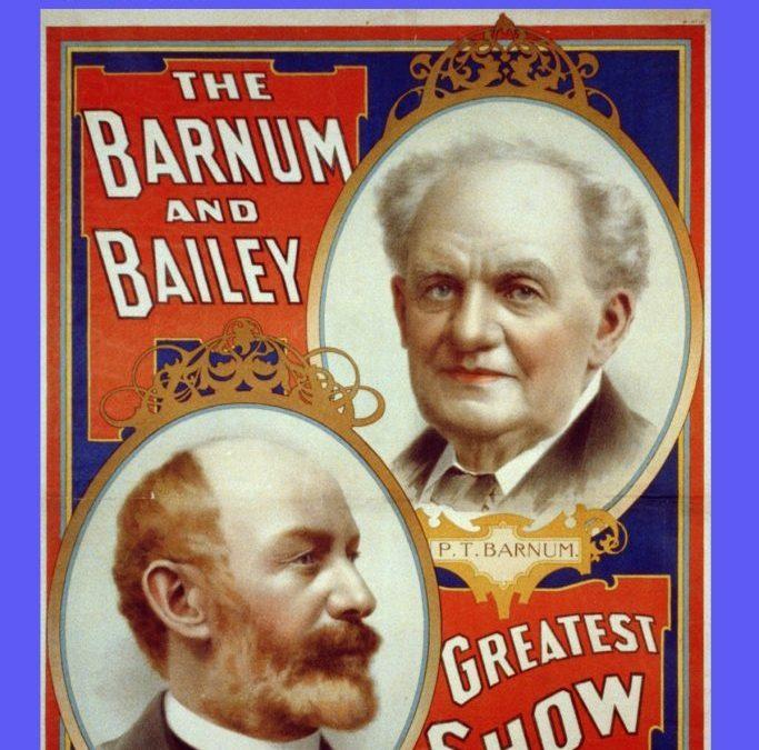 P.T. Barnum on Creditors