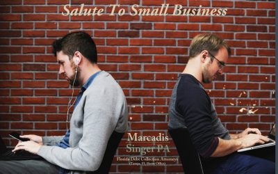 Salute To Small Business – A Mini Series 1