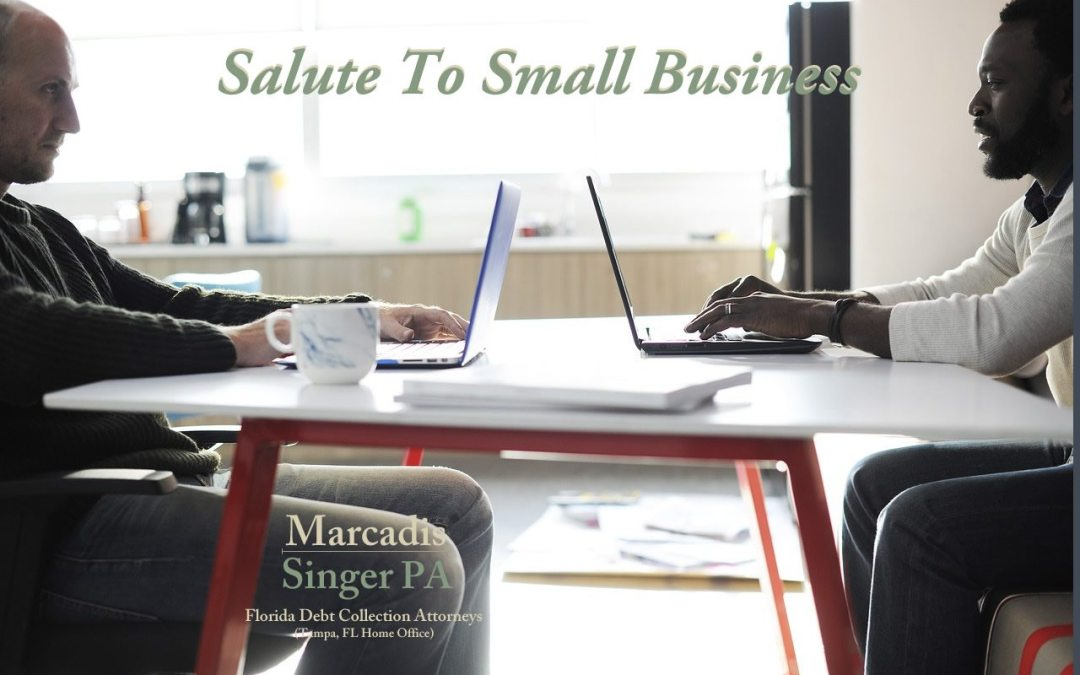 Small Business Financing – Part III – Marcadis Singer, PA