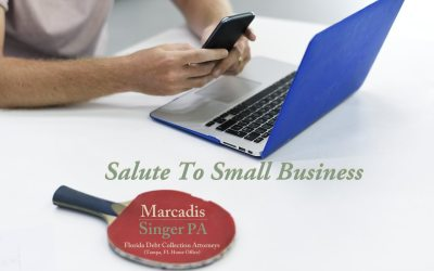 Small Business Financing – Part II – Marcadis Singer, PA