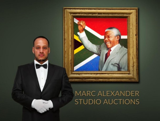 Each week bidders will have the opportunity to bid online for selected original artworks and prints by artist Marc Alexander, English style Art Auctions.