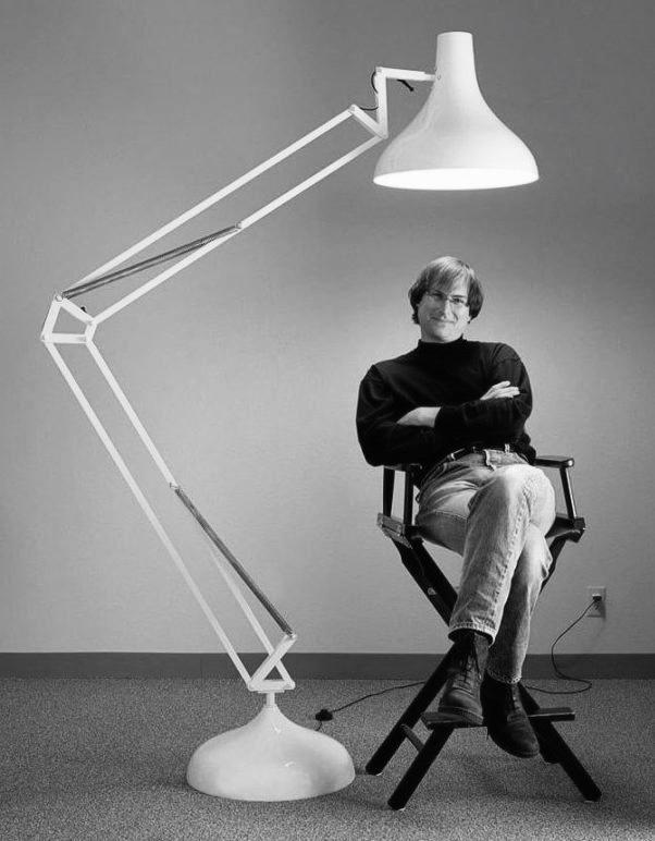 Pixar Steve Jobs