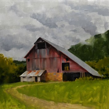 Gilmanton Barn 24x24 $1200-Sold