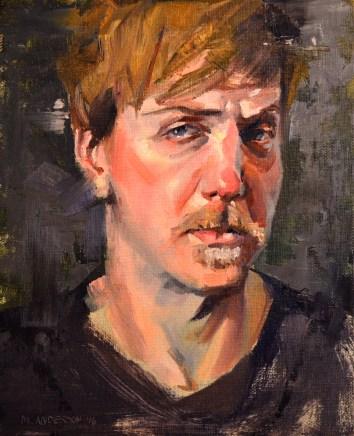 Self Portrait 8x10
