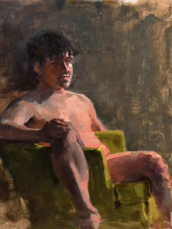 Nude Study 12x16 $350