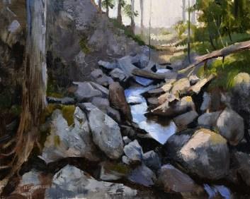 Grommli Forest 8x10- $350