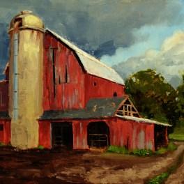 Plymouth Farm 11x14