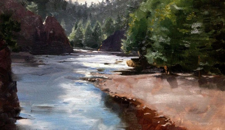 Bad River Bend