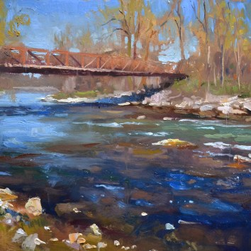 Menomonee River 8x10 $250