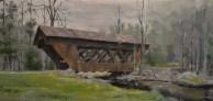 Saxeville Covered Bridge $650