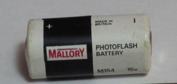 MALLORY_M154_15_Volt_NEDA_220_Battery