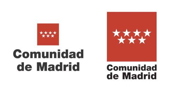 La comunidad de madrid vuelve a cambiar de logo y for Comunidad de madrid rea
