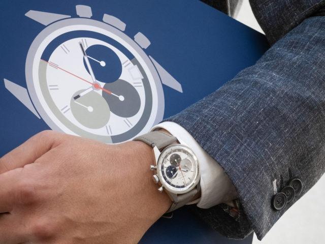 Zenith vende el último reloj original de Chronomaster exclusivamente en su propio sitio web de comercio electrónico