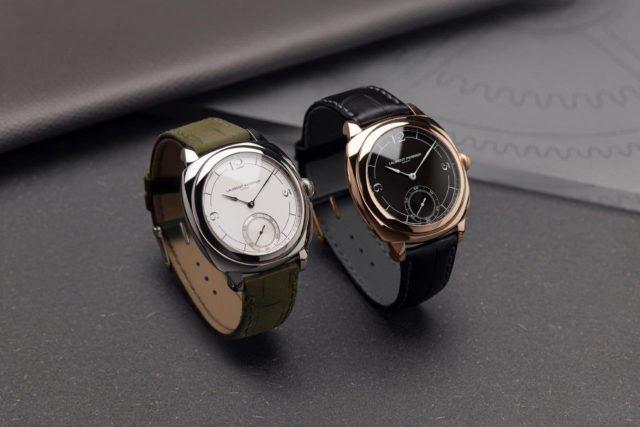 WATCHPRO SALON 2021: Laurent Ferrier lanzará los relojes Square Micro-Rotor Retro en Londres