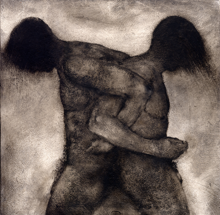 Siamese Twins - Lust vs Love by Marc Barker