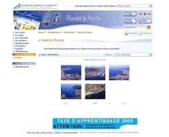 CCINCA DIRECTION DES PORTS page web