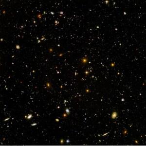 Hubble Ultra Deep Field Thumb