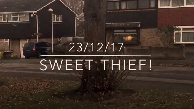 Sweet Thief Video Thumbnail