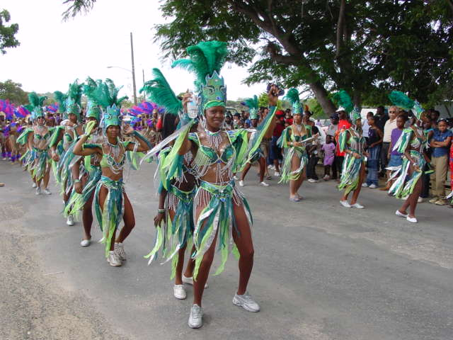 mardi gras parade image