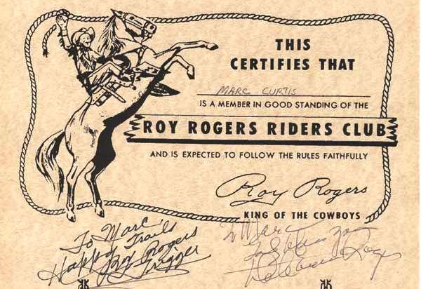 Roy Rogers Riders Club Gallery image