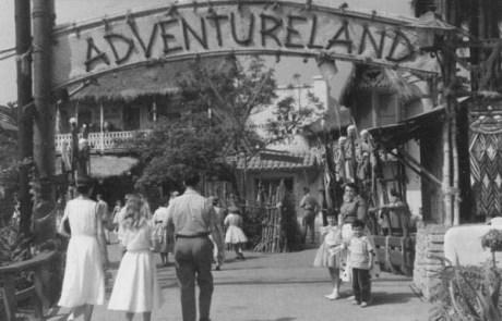 Disneyland 1955 image