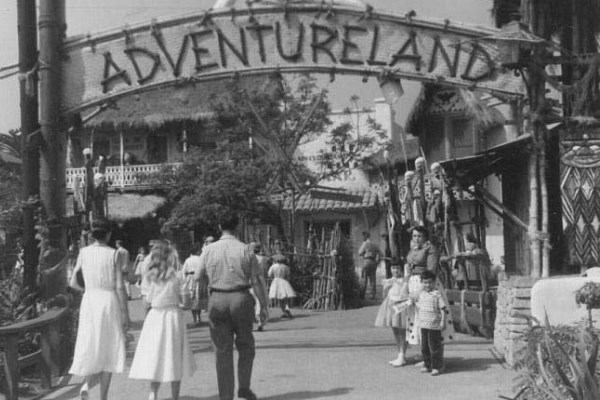Disneyland Adventureland entrance Gallery image