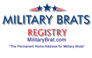 military brats registry logo image